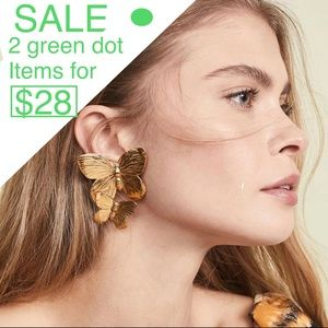Jewelry - Green dot 🟢 2 boutique sale items for $28 NEW